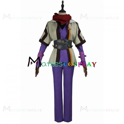 Sukari Costume For Kabaneri of the Iron Fortress Cosplay