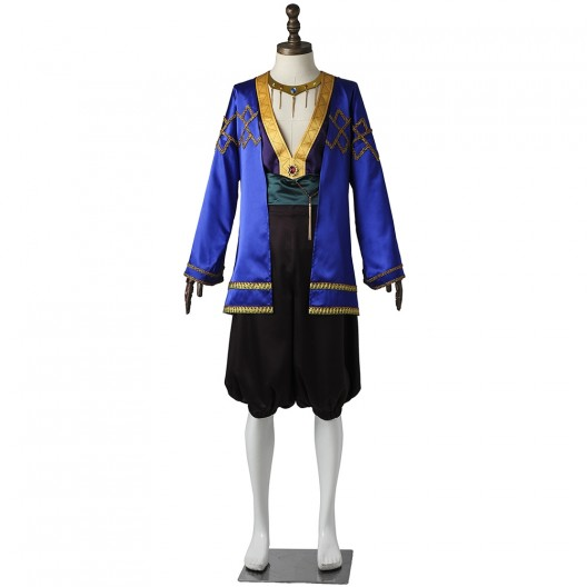 Sumeragi Tenma Costume For A3 First SUMMER EP Water Me Cosplay
