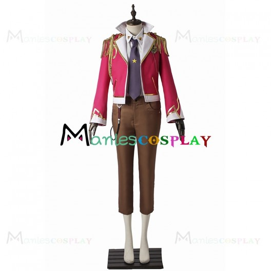 Tatewaki Rintarou Costume For Magic kyun Renaissance Cosplay