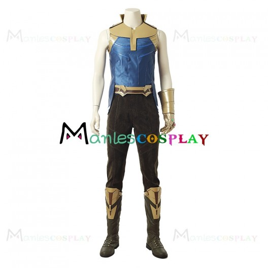 Thanos Costume For Avengers Infinity War Cosplay New