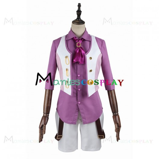 Todomatsu Matsuno Costume For Mr Osomatsu Cosplay