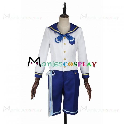 Tomoya Mashiro Costume For Ensemble Stars Rabits Cosplay