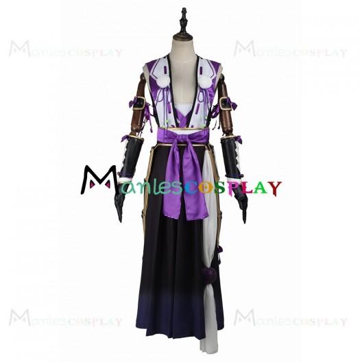 Tonbokiri Uniform For Touken Ranbu Cosplay