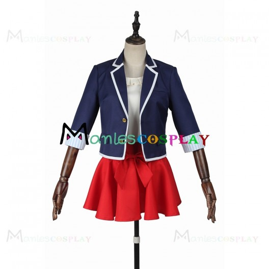 Tsubasa Sumisora Costume For B Project Cosplay