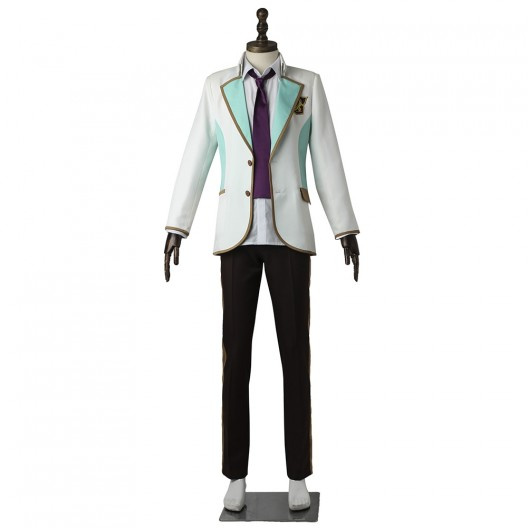 Tsukigami Kaito Uniform For Star Myu STARMYU Cosplay