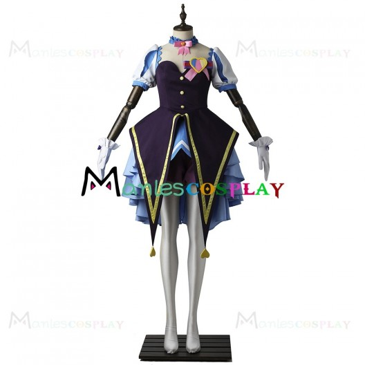 Uzuki Shimamura Cosplay Costume The Idolmaster Cosplay
