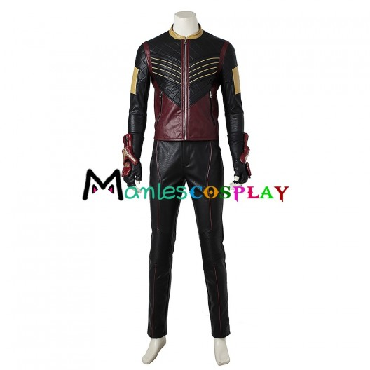 Vibe Paco Ramone Costume For The Flash Cosplay