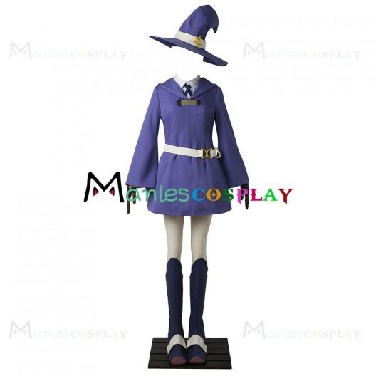 Wangari Costume For Little Witch Academia Cosplay