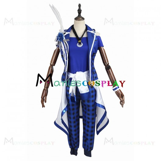 Wasari Hiraku Costume For B Project Ambitious MooNs Cosplay
