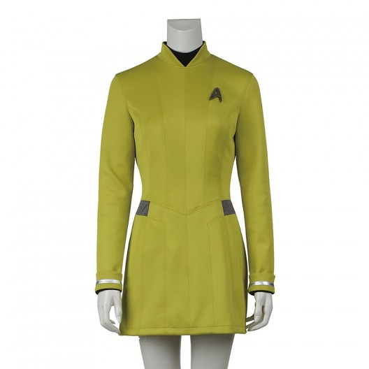 Women Dress Costume For Star Trek Beyond Cosplay