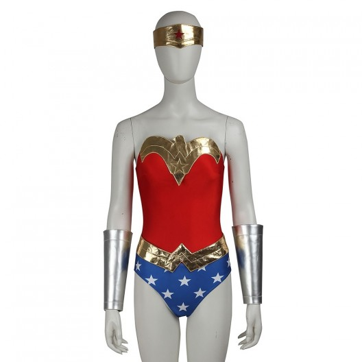 Wonder Woman Diana Prince Costume For Wonder Woman Cosplay