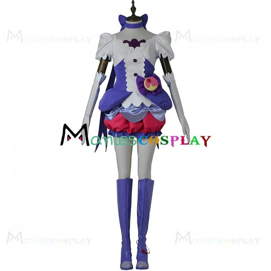 Yukari Kotozume Dress For Pretty Cure PreCure Cosplay