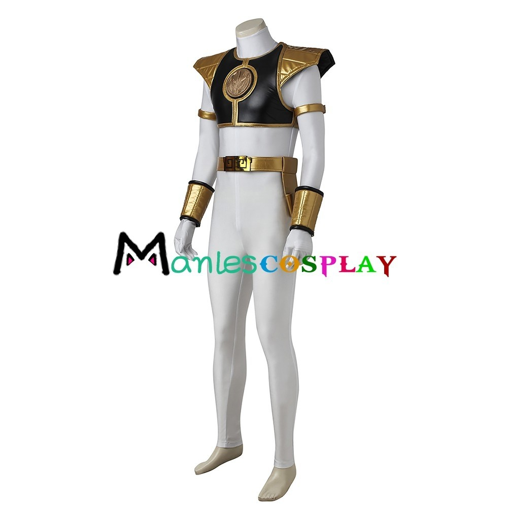 più economico vestibilità classica design raffinato Tommy Oliver Costume For Mighty Morphin Power Rangers Tommy Cosplay