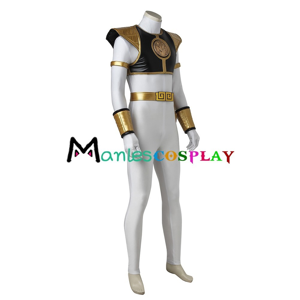 Tommy Oliver Costume For Mighty Morphin Power Rangers Tommy Cosplay