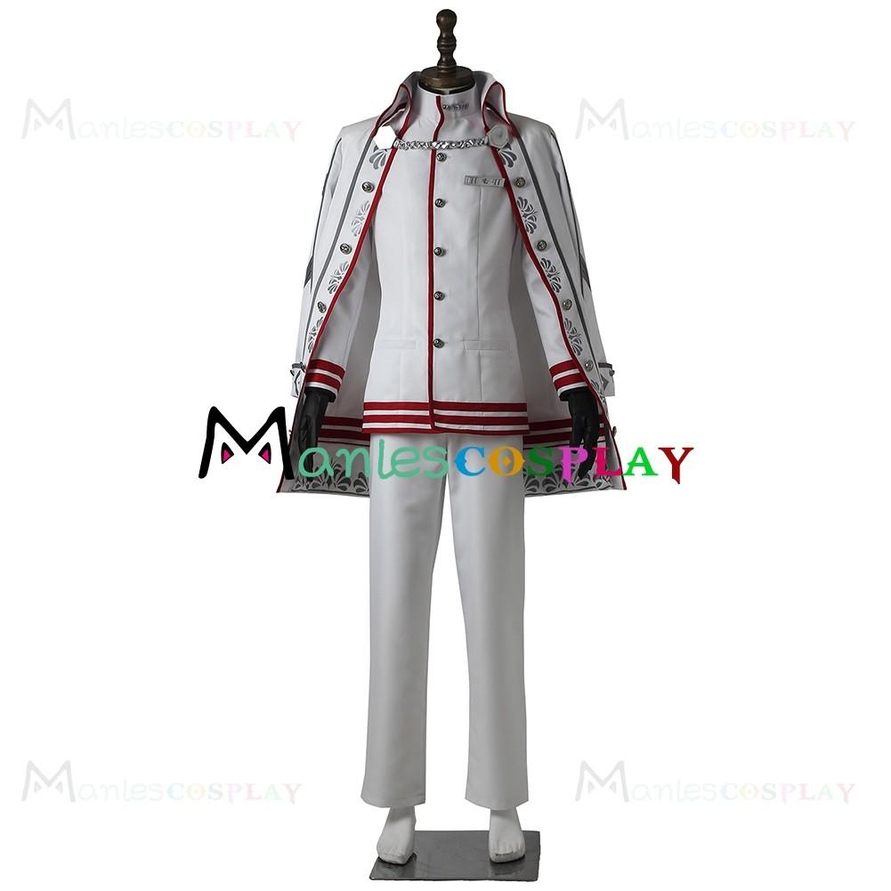 Admiral Fleet Costume For Phantasy Star Online 2 Cosplay