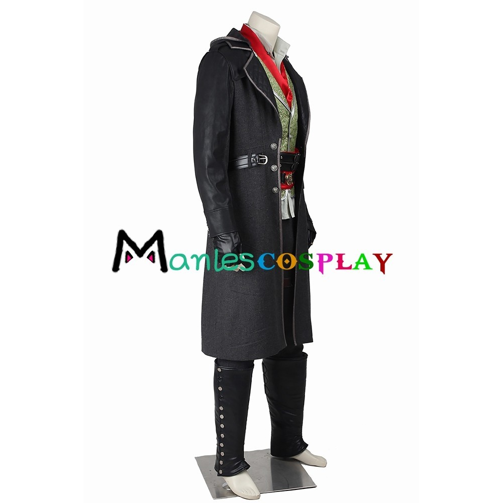 Jacob Frye Costume For Assassin S Creed Syndicate Cosplay