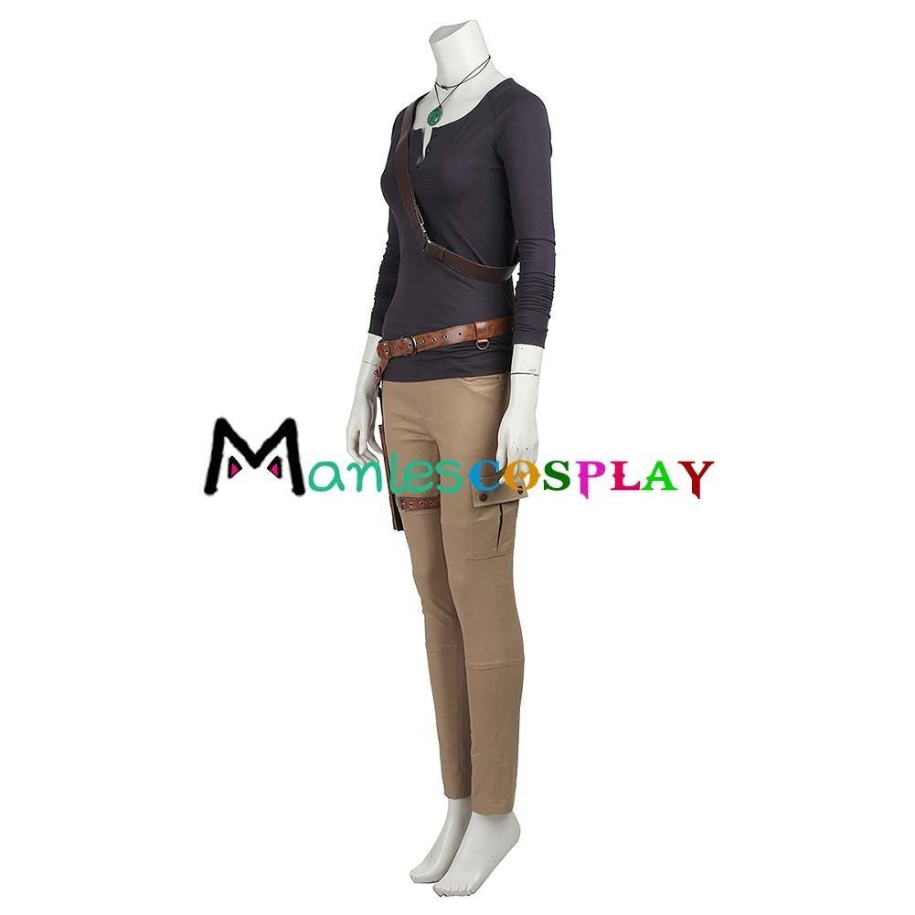 Lara Croft Costume For Tomb Raider Lara Croft Uniform Cosplay