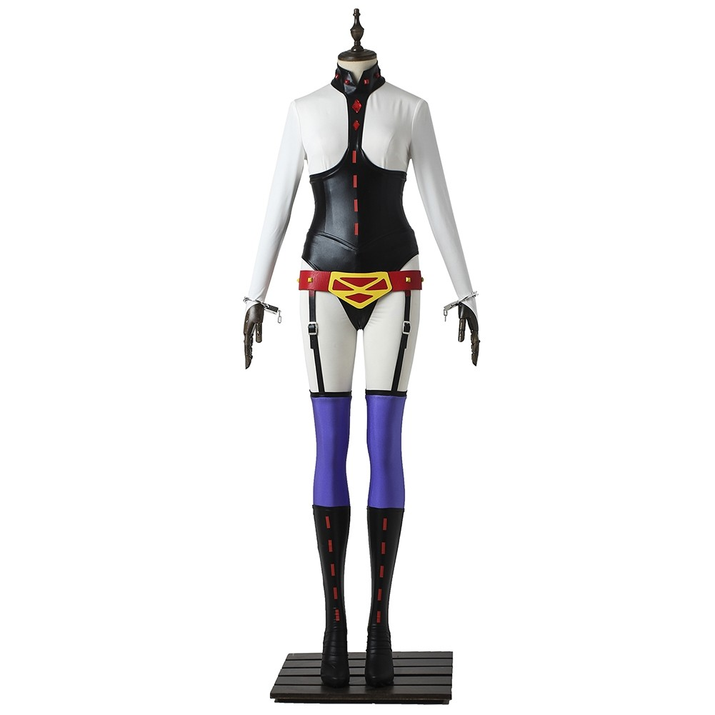 0aa09d47e Midnight Jumpsuit Costume For My Hero Academia Cosplay
