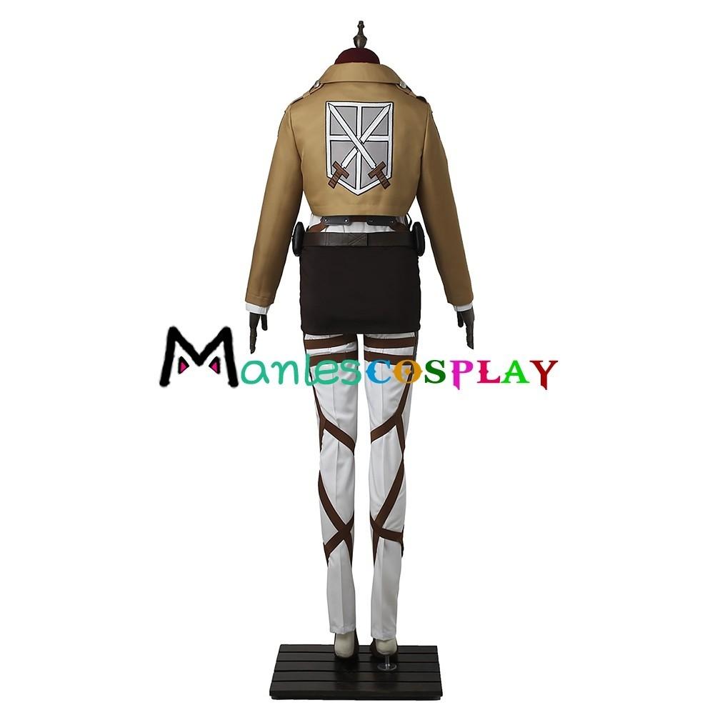 Mikasa cosplay