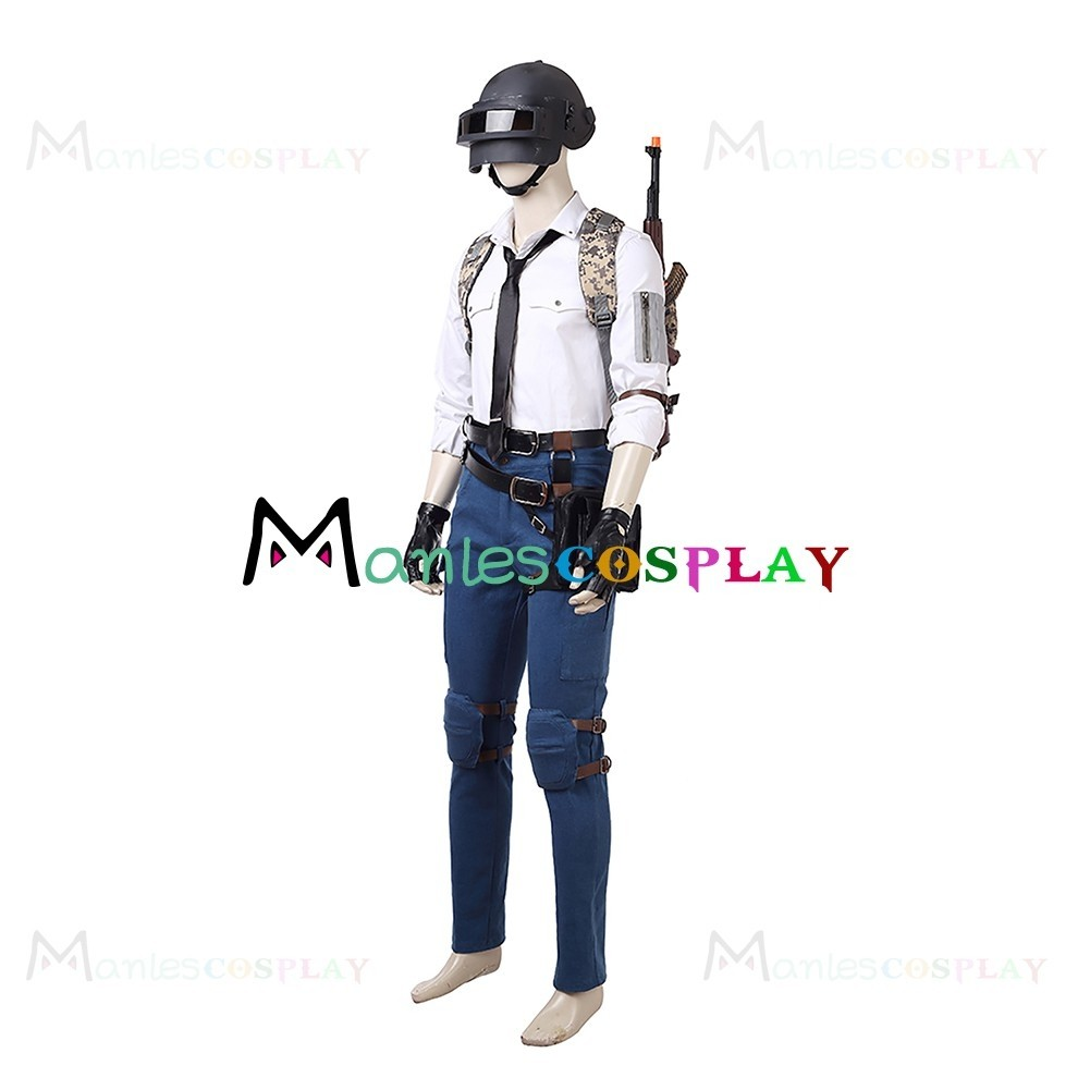 PUBG Player Costume For PlayerUnknown's Battlegrounds Cosplay