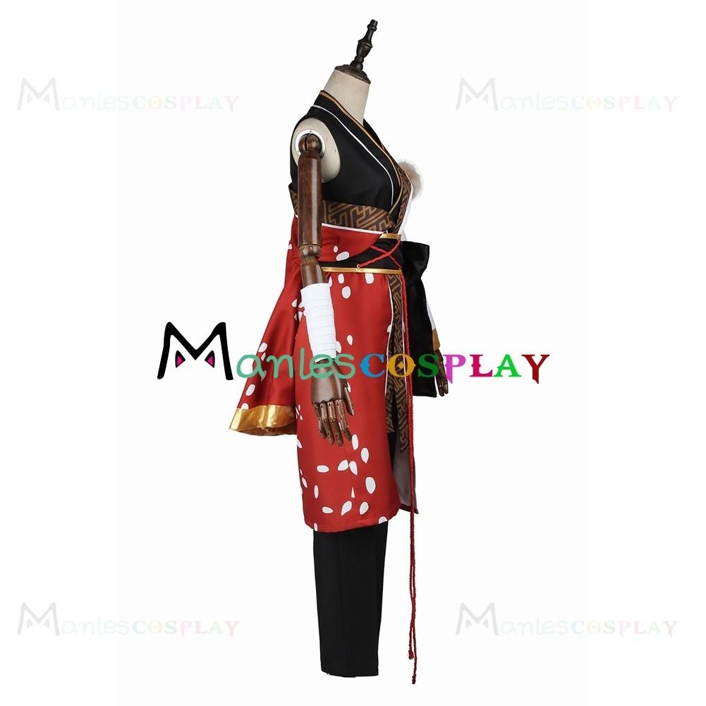 Souma Kanzaki Costume For Ensemble Stars Akatsuki Cosplay
