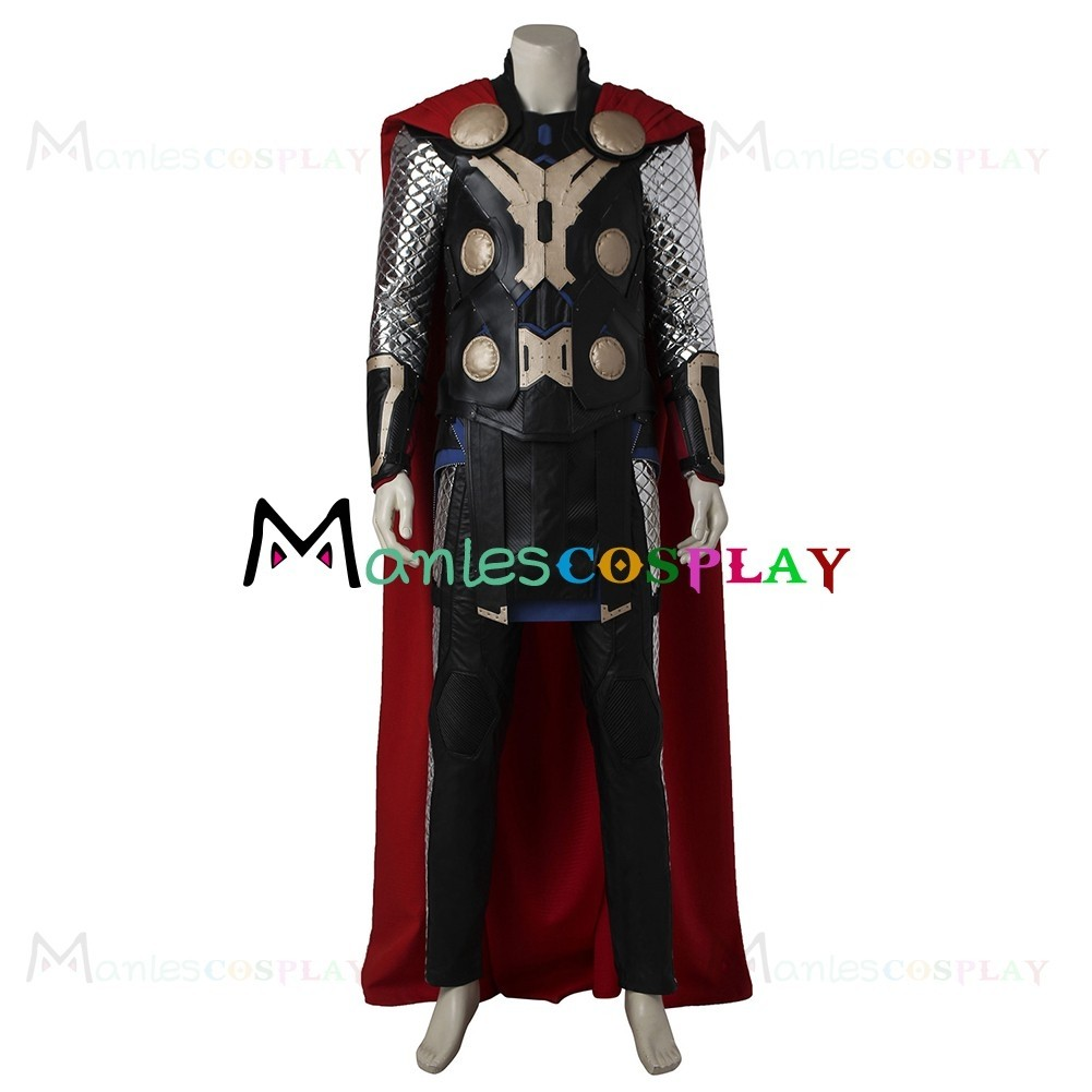 Thor The Dark World Thor Cosplay Costume Halloween Costume