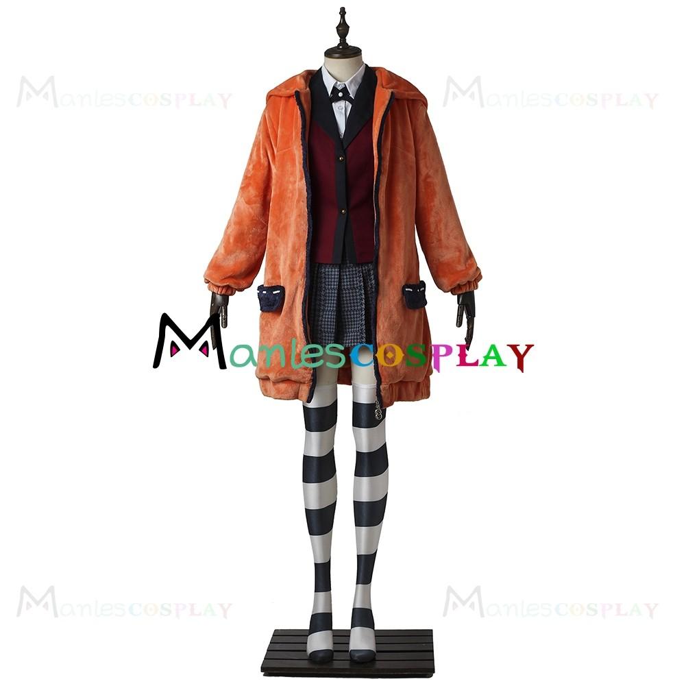 Yomotsuki Runa Costume For Kakegurui Compulsive Gambler ...