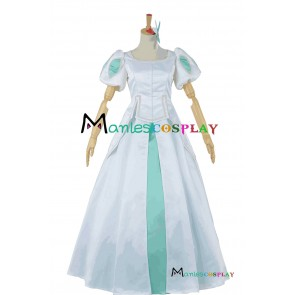 The Little Mermaid Princess Ariel Cosplay Costume