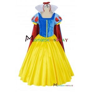 Snow White Princess Cosplay Costume