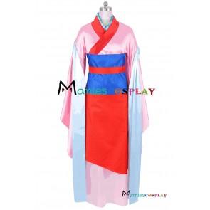 Mulan Princess Cosplay Costume