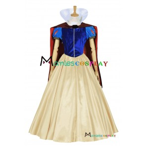 Snow White Cosplay Princess Costume