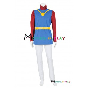 Prince William Cosplay Costume