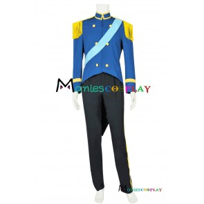 The Princess and the Frog Prince Cosplay Costume