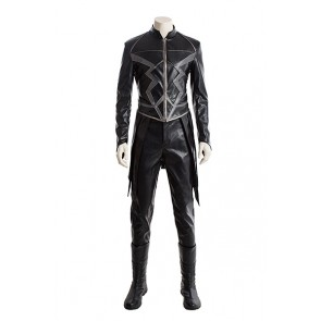 Inhumans Cosplay Black Bolt Costume