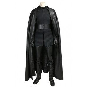 Kylo Ren Cosplay Costume For Star Wars The Last Jedi