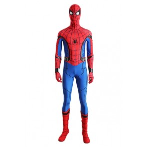 Spider Man Homecoming Peter Parker Cosplay Costume