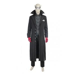 Persona 5 Cosplay Protagonist Joker Shin Megami Tensei Costume