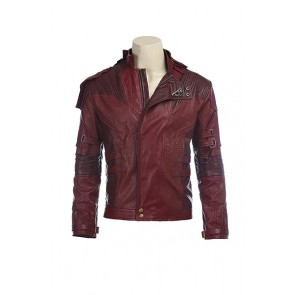 Peter Quill Star-Lord Cosplay Costume Jacket From Guardians of the Galaxy Vol. 2