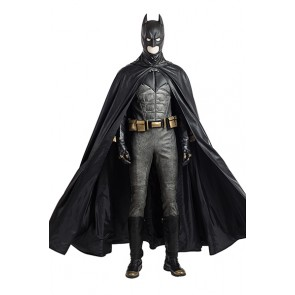 DC Justice League Batman Bruce Wayne Cosplay Costume