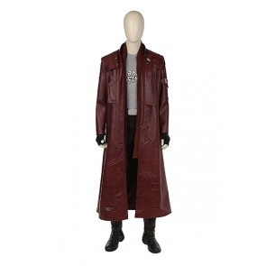 Guardians of the Galaxy Vol. 2 Star-Lord Peter Quill Cosplay Costume