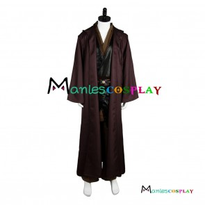 Star Wars Jedi Anakin Skywalker Cosplay Costume