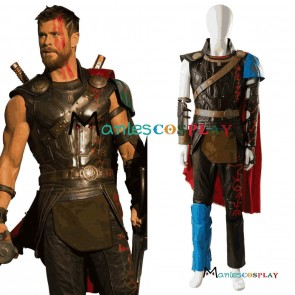 Thor 3 Ragnarok Odinson Cosplay Costume