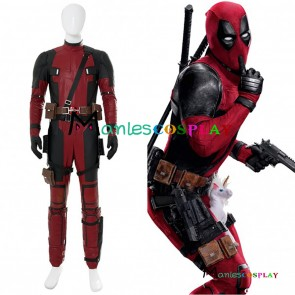 Deadpool 2 Wade Winston Wilson Cosplay Costume
