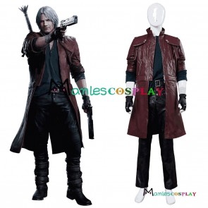 Devil May Cry V Dante Cosplay Costume