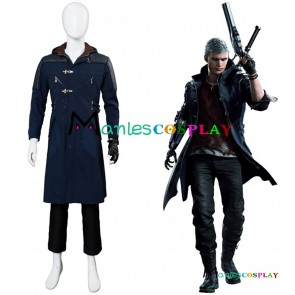 Devil May Cry V Nero Cosplay Costume