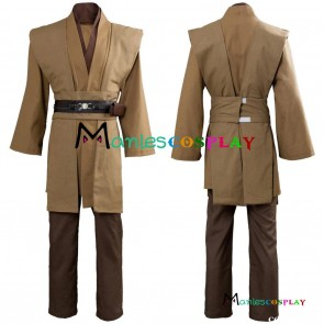 Star Wars Kenobi Jedi Cosplay Costume