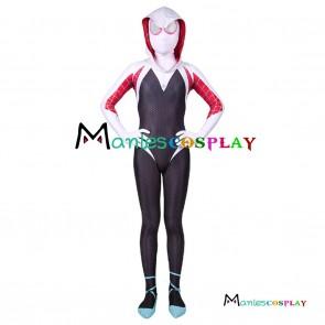 Spider-Man: Into the Spider-Verse Spider-Gwen Cosplay Costume