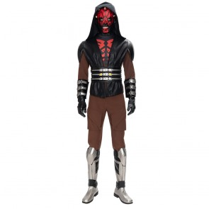 Cosplay Darth Maul Costume From Star Wars