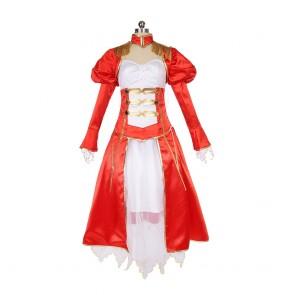 Saber Cosplay Costume