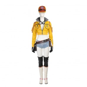 Cindy Aurum Costume